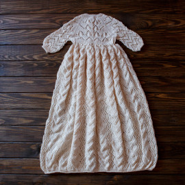 Loosely Authentic Historical Baby Clothes 6-7 months 63 - 69 cm