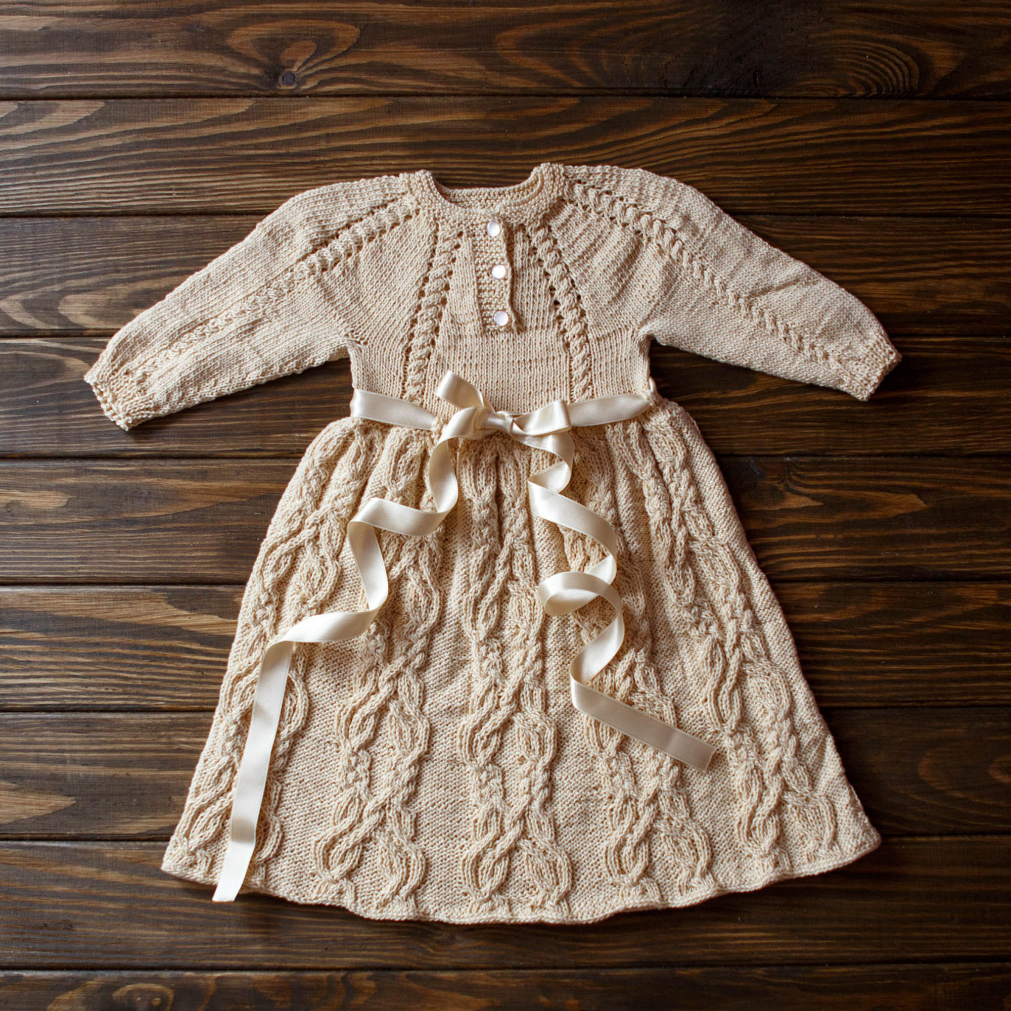 Comfy Infant Dress Family Photo Outfit