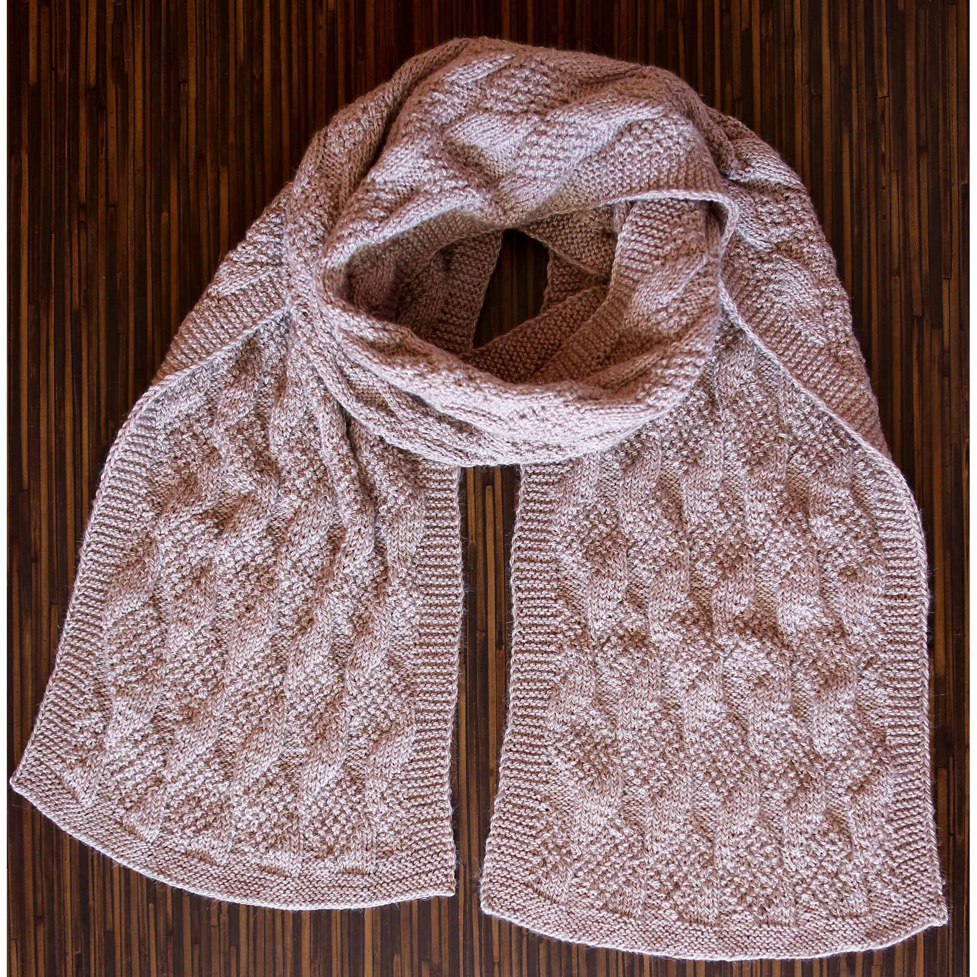 Fall Clothes Thick Winter Scarf