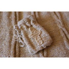 Baptism Box Vintage Knit Dress 3-6 months 57-67cm 1.87'-2.2'