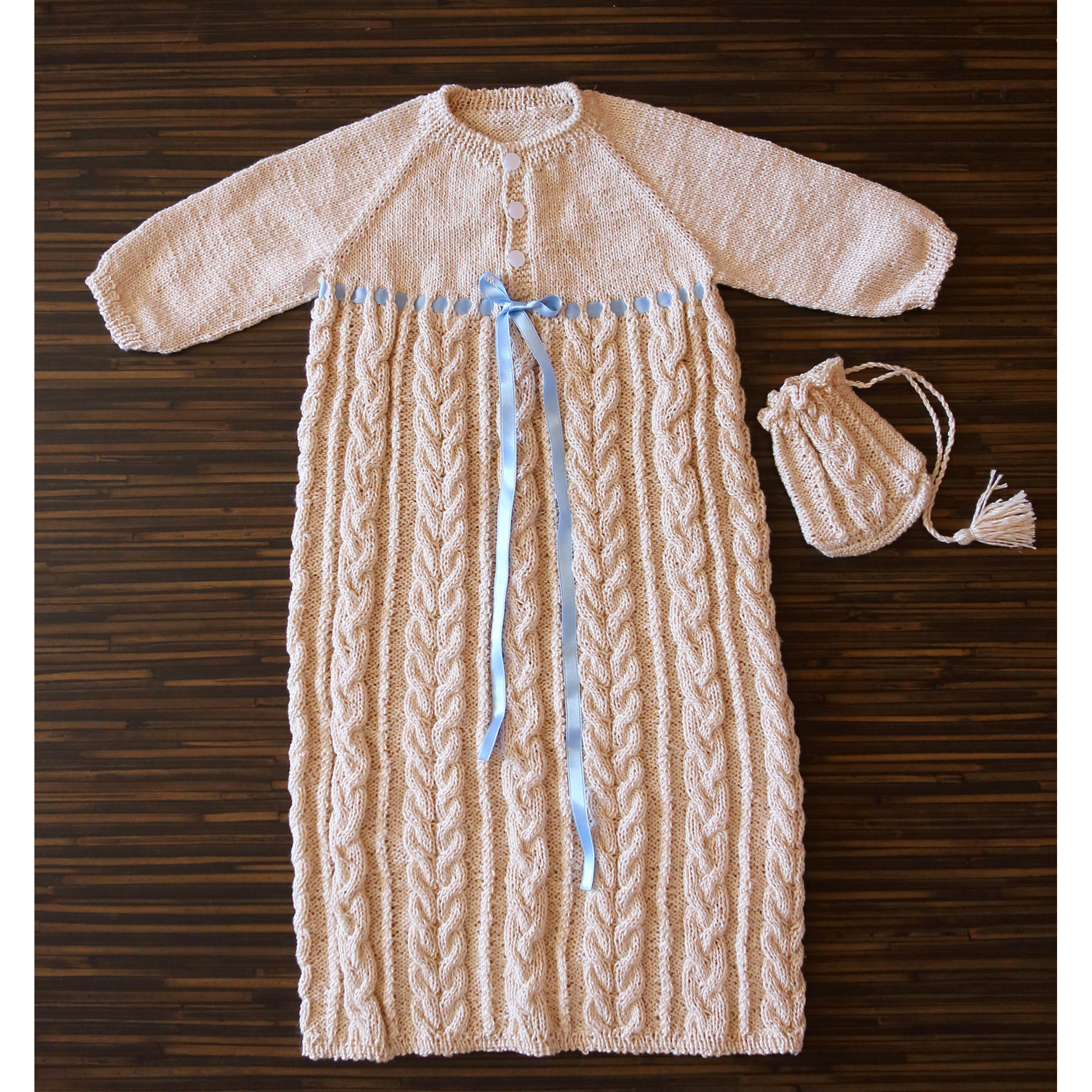 Seamless Baby Dress Baptism Box Boy Dress