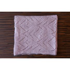 Women's Shawl Pinkish Gray Fall Clothes