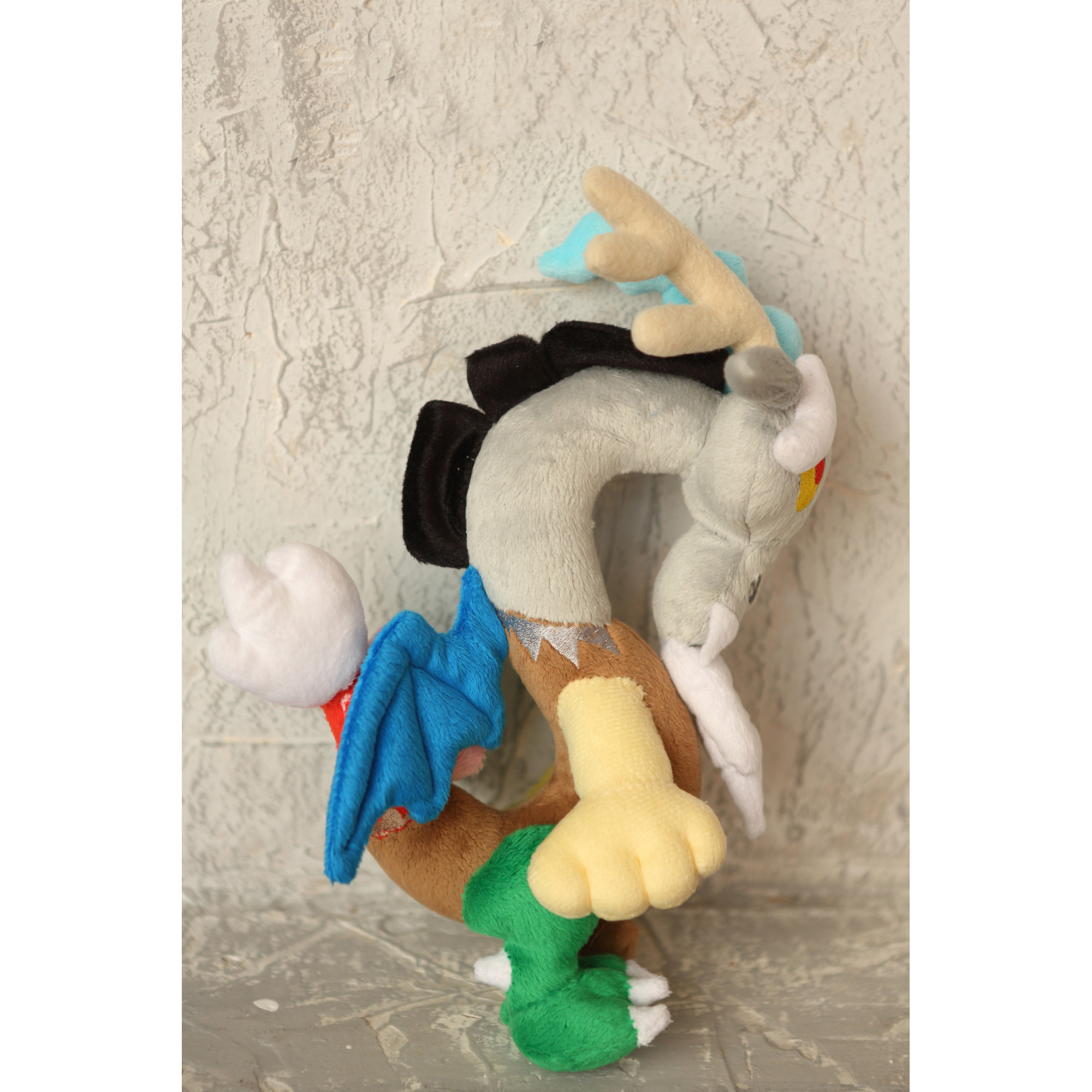 Hand-sewn Plush Discord stuffed Toy for kids