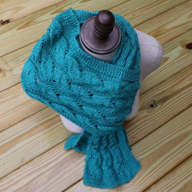 Women's Emerald Scarf Fall Women's Clothes Wrap