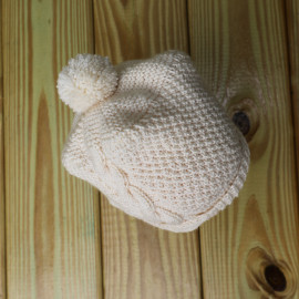 Comfy Hat Pom Pom Hat Toddler