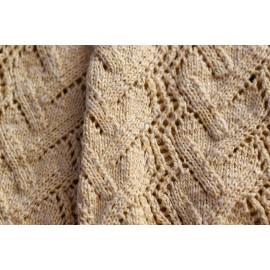 Vintage Dress Knit Girl Dress 18 months 86cm-92cm 2.6' - 2.8′