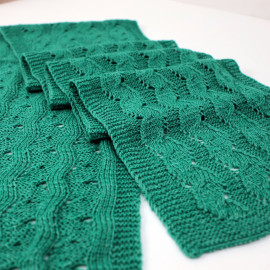 Women's Emerald Scarf Fall Women's Clothes Wrap