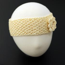 Church Headband Blessing Outfit, Girl Princess Hair