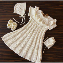 Catholic Baptism Box Special Occasion Dress
