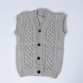 Baby Boy's Vest Coming Home Outfit