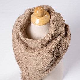 Kerchief - a scarf, a wonderful accessory for girls in vintage style 4T