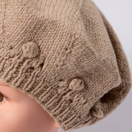 """Beret for the little princess """"French mood"""", Child Size"""