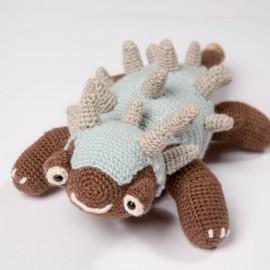 Friendly Dino Crochet Toy for Children Sleep Toy