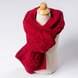 Woolen scarf soft gift for your beloved
