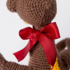 Dilophosaurus from Jurassic Park Soft Crochet Toy Baby Safety