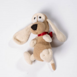 Toy Dog for your child Dog crochet