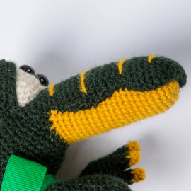 Green Crocodile soft toy for kid