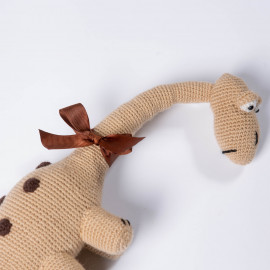 Dino is a great gift for a child Soft toy Diplodocus