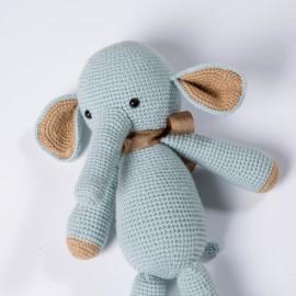 Soft elephant toy for baby best birthday gift