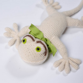 Lizard Soft toy. Toy - Lizard for baby