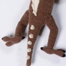 Dinosaur soft toy. Dino for children. Jurassic Park