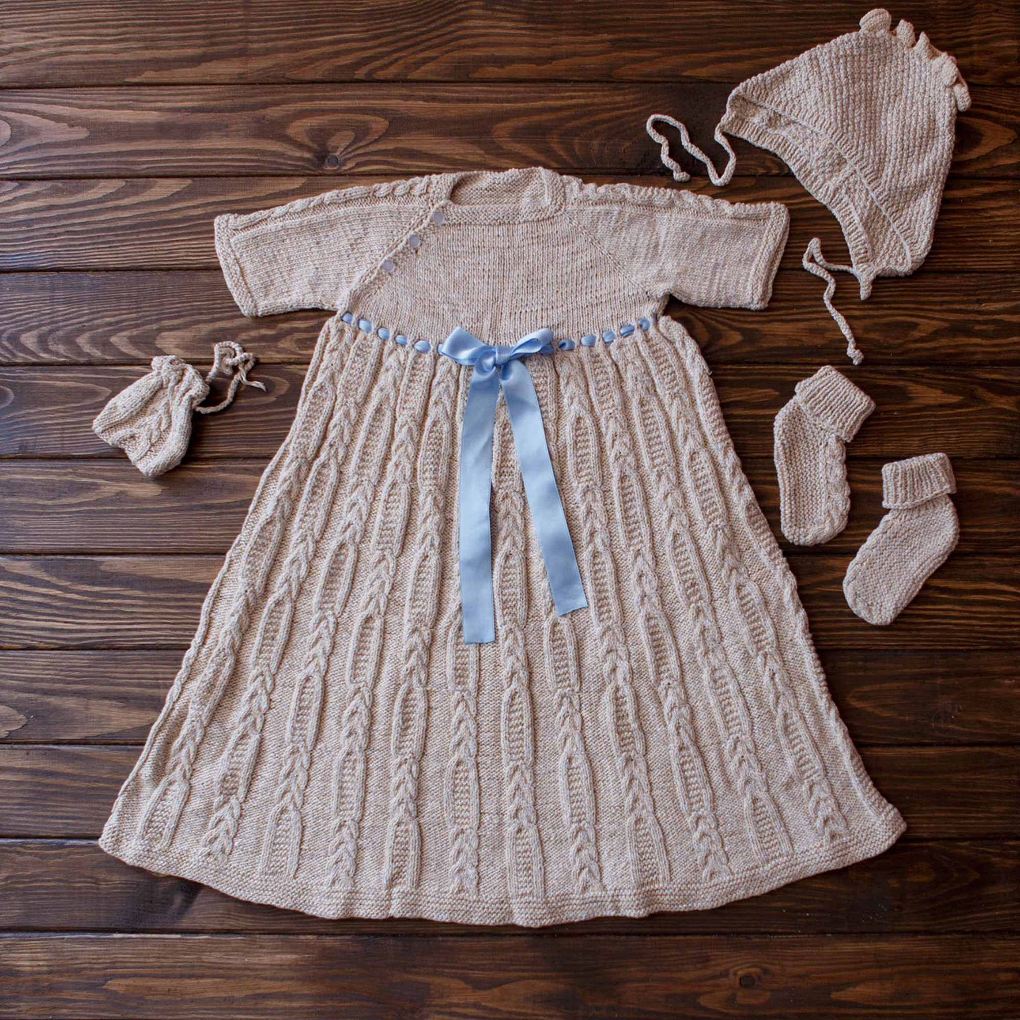 Christening Boys` Dress Blessing Outfit For Infant