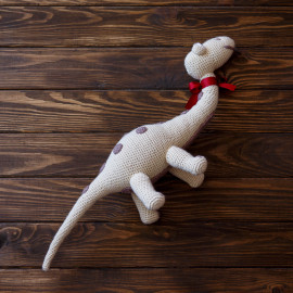 Dot Dino Stuffed Toy For Kids Toy For Sleeping