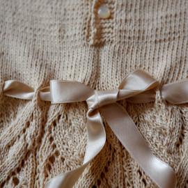 Boy Knit Clothes Vintage Robe Set Infant